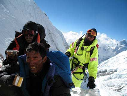 Sherpas, Guides
