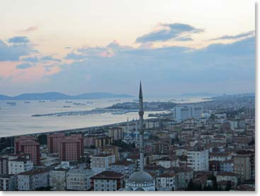 We are back in Istanbul with the third and final group of our 2013 season in Turkey.