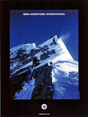 Climbing Everest's Summit Ridge