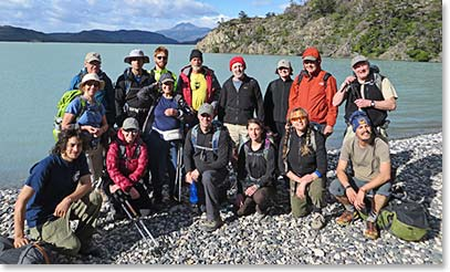 We travelled with the Nova Scotia Nature Trust to beautiful Patagonia to explore Torres del Paine National Park.