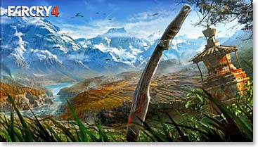 Far Cry 4 will be released November 18th, 2014