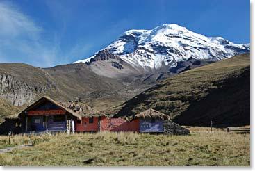 Chimborazo, Ecuador's highest mountain