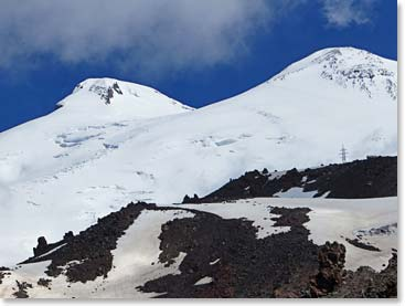 The Twin Summits of Elbrus