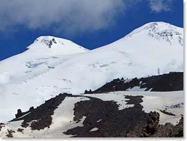 The Twin Summits of Elbrus
