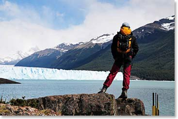 Unrivaled landscapes in Patagonia