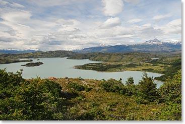 Glacial lakes