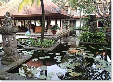 Beautiful hotels in Bali