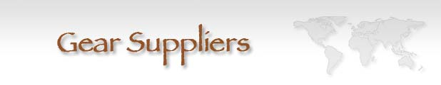 Title image: Gear Suppliers