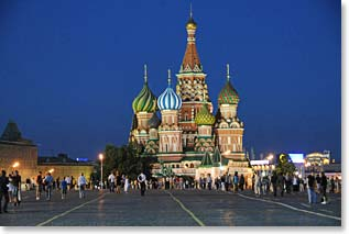 Experience the magic of Russia in Moscows Red Square