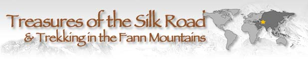 Title image - BAI takes you to: Silk Road