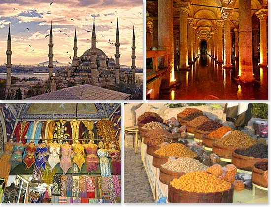 What to see and do in Istanbul