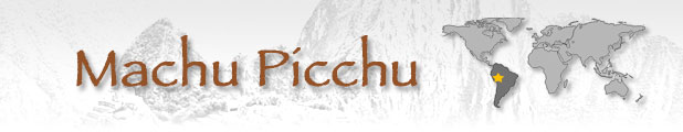 Title image - BAI takes you to: Machu Picchu