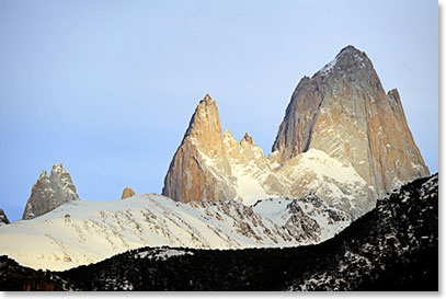 Hiking around Fitz Roy