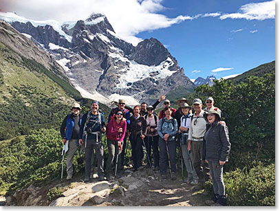 Patagonia Expedition Dispatch February 27 2018 Our Team